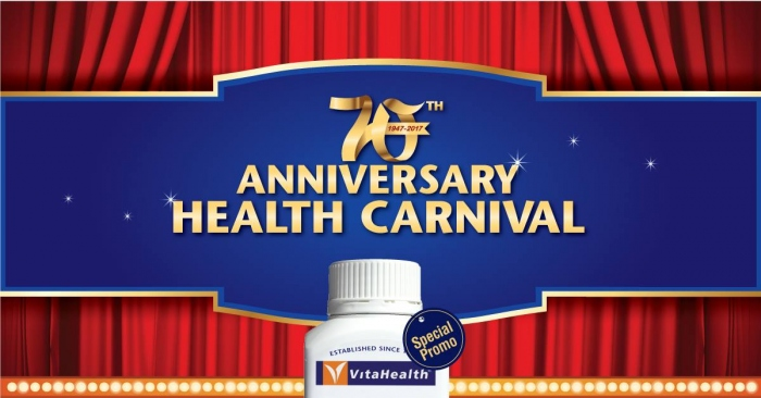 VitaHealth 70th Anniversary Health Carnival