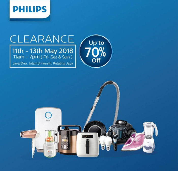 Philips Home Living Clearance Sale - Up To 70% OFF
