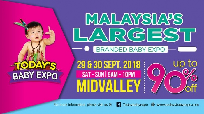 Today's Baby Expo 2018