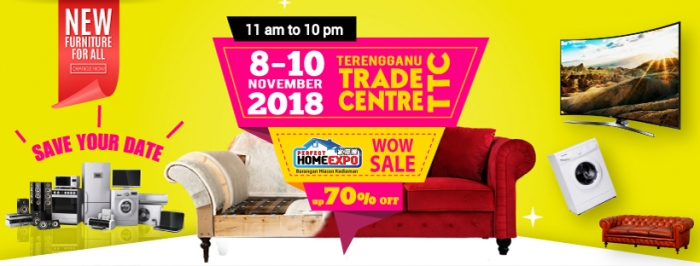 Perfect HOME TTC Electrical & Furniture EXPO!!!