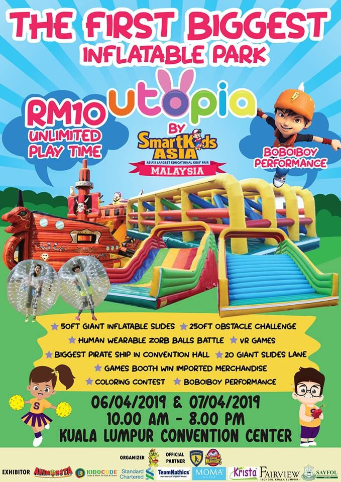 Utopia by Smart Kids Asia