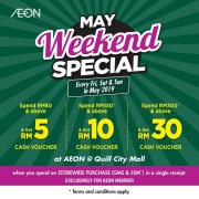 AEON%20Quill%20City%20Mall%20Weekend%20Special%20-%20Free%20Cash%20Voucher%20on%20Purchase