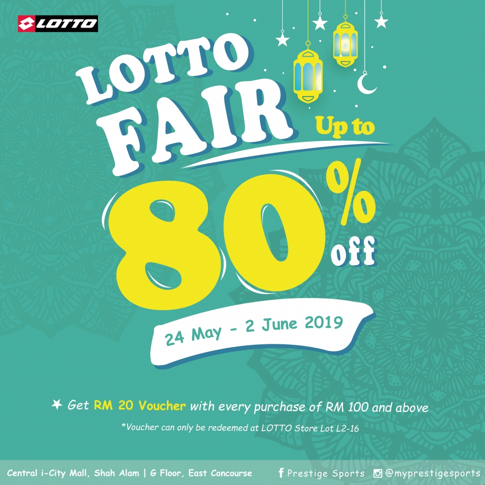 Lotto Fare - Footwear & Apparel Up To 80% OFF