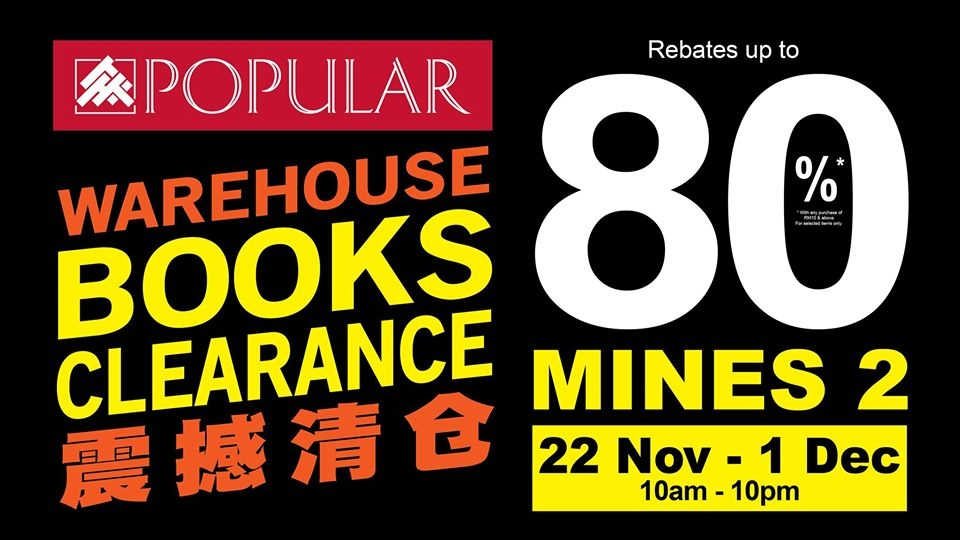 Popular Warehouse Books Clearance