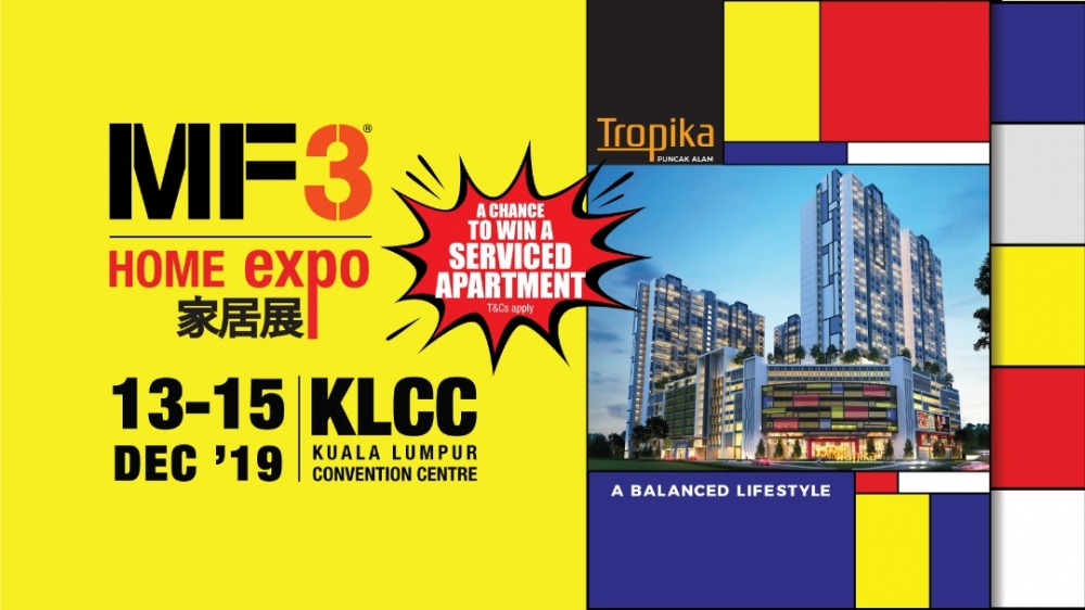 MF3 Home Expo 13th-15th December 2019
