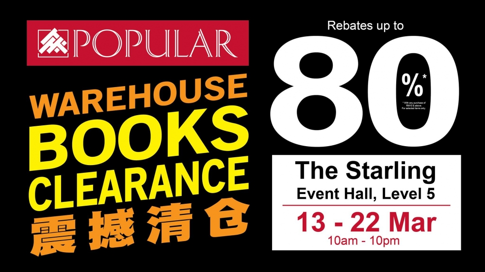 Cancelled !!! Popular Warehouse Books Clearance - Up To 80% OFF