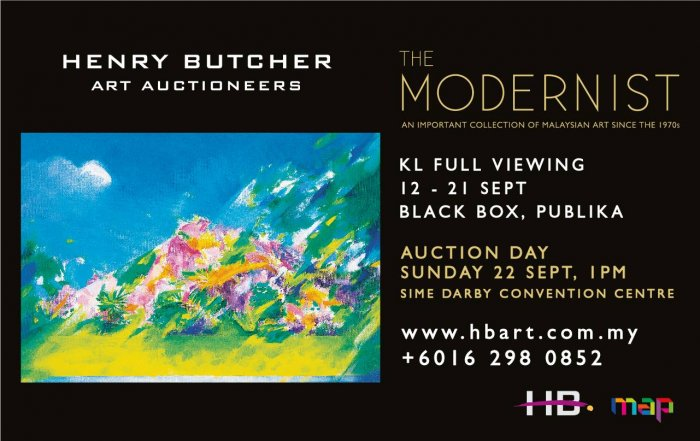 Henry Butcher The Modernist Art Auction