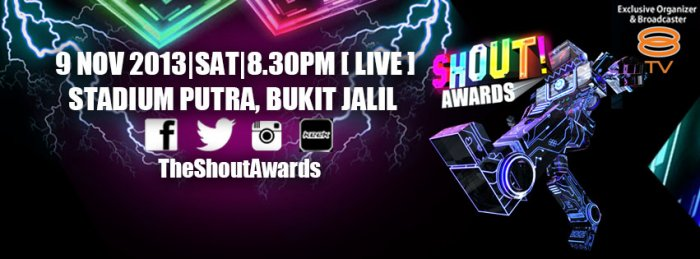 4th Shout! Awards 2013