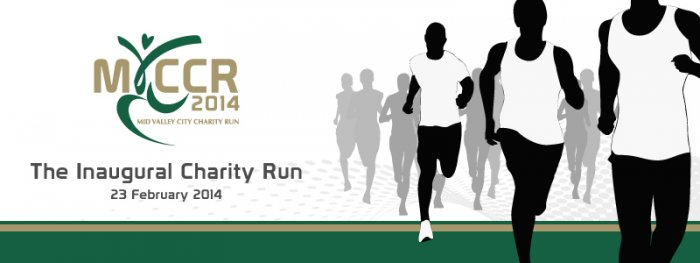 Mid Valley City Charity Run 2014