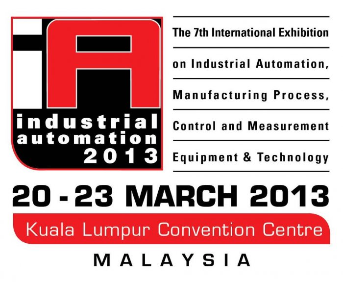 7th IA Industrial Automation 2013