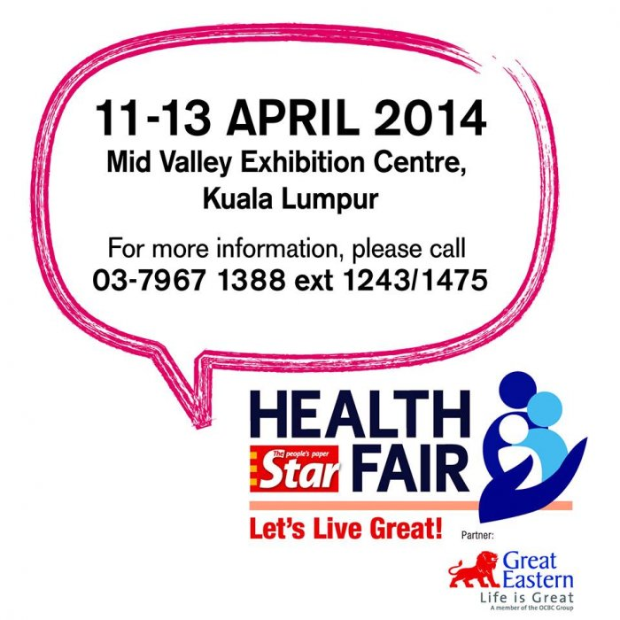 The Star Health Fair 2014