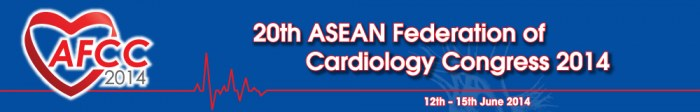 20th Asean Federation of Cardiology Congress - AFCC 2014
