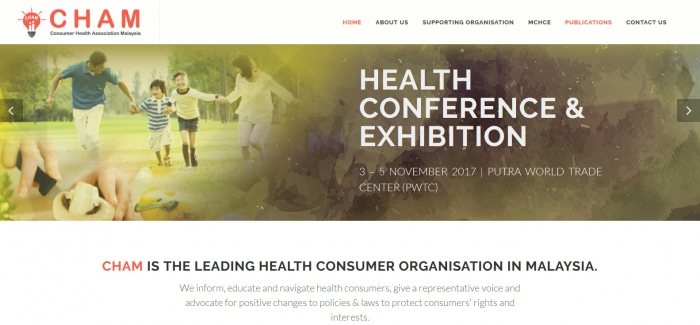 Malaysia Consumer Health Conference & Exhibition 2017