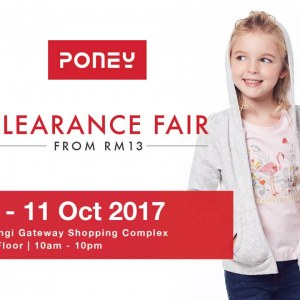 Poney%20Clearance%20Fair%20-%20Sale%20From%20RM13%20%28Bangi%29