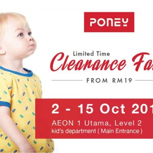 Poney%20Clearance%20Fair%20-%20Sale%20From%20RM19%20%281%20Utama%29