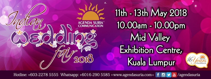 Indian Wedding Fair 2018