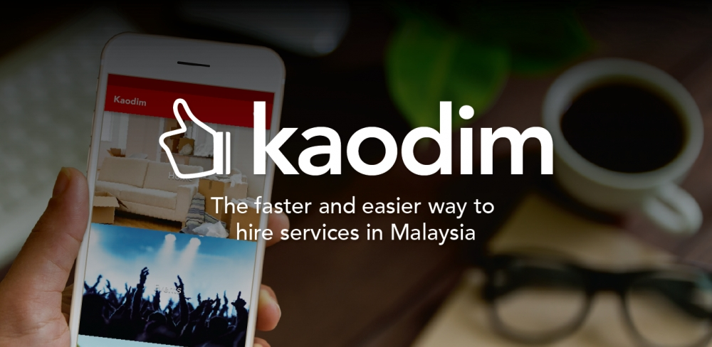 Enjoy RM35 OFF All Services in Kaodim App with UOB Cards