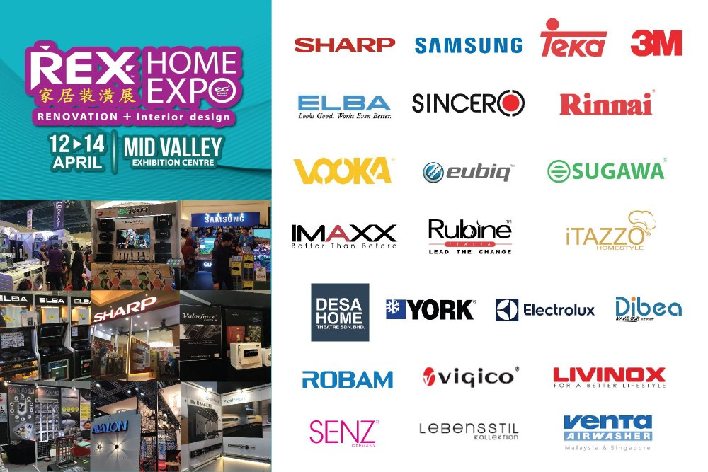 Rex Home Expo Renovation Interior Design 2019