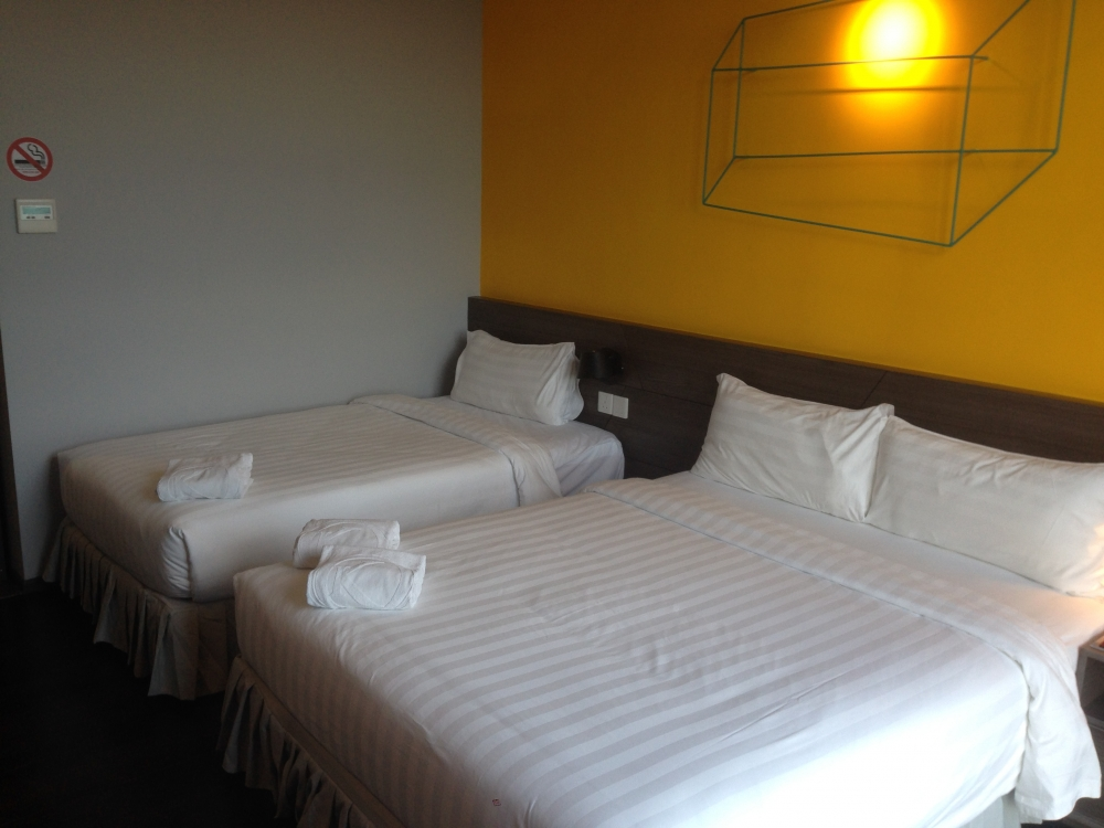 Family Deluxe Room for 3 Persons from only RM118 Per Night