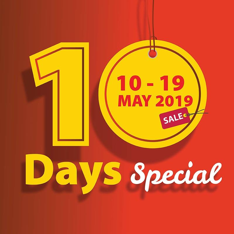Caring Pharmacy 10 Days Special