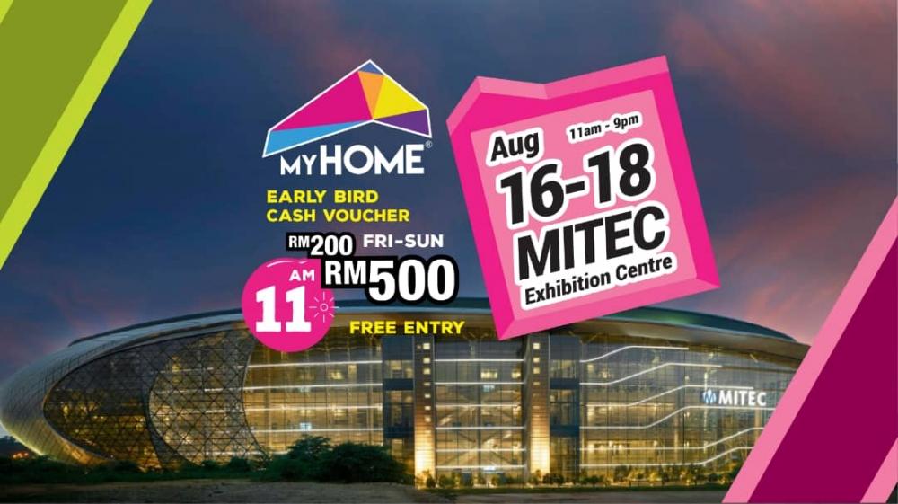 MyHome Exhibition 2019 @ MITEC KL