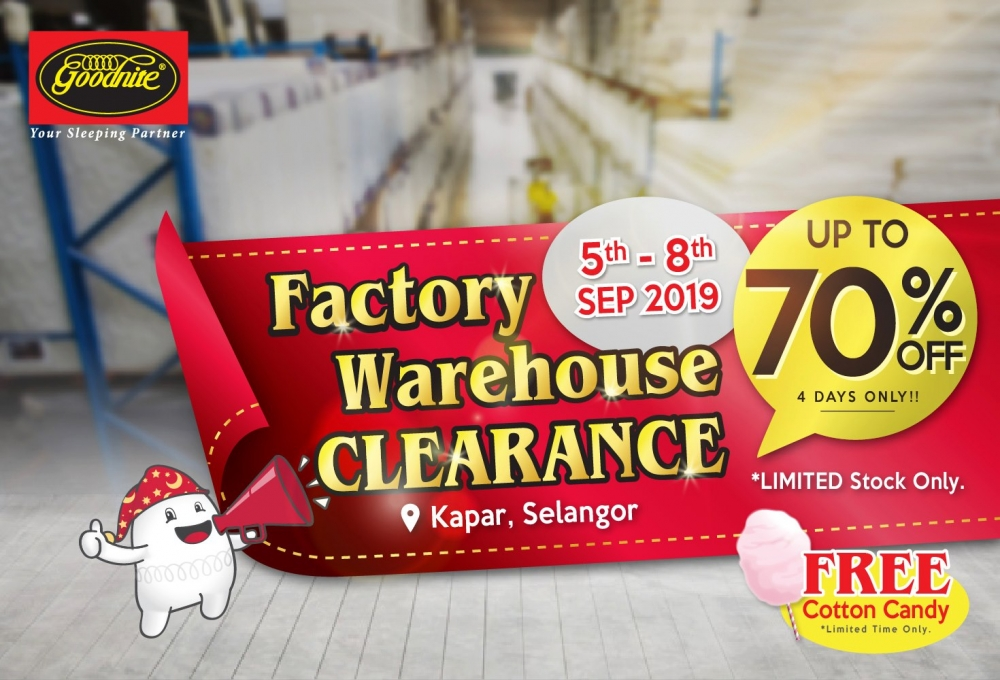 Goodnite Mattress Factory Warehouse Clearance - Up To 70% OFF