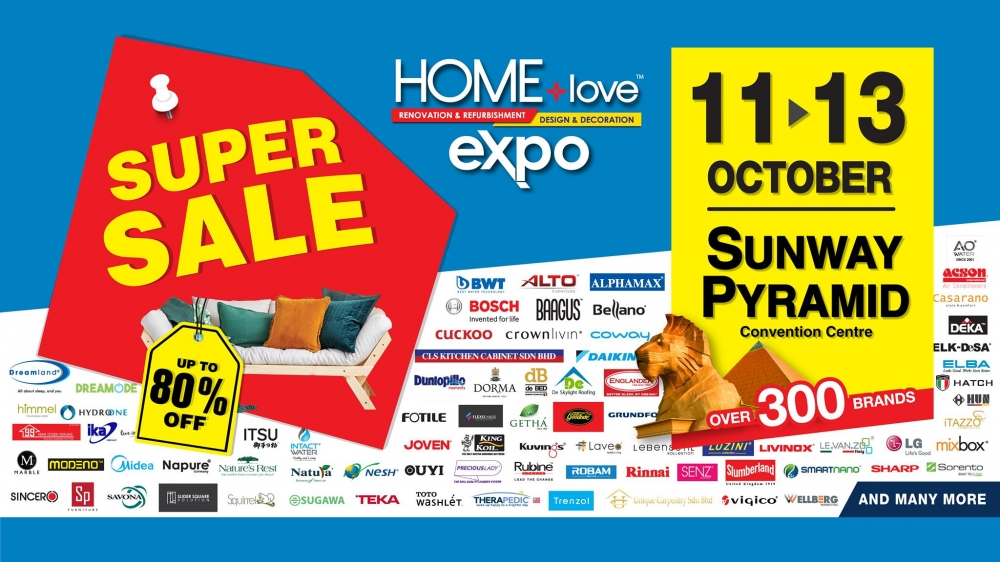 HOMElove Home & Living Expo 2019