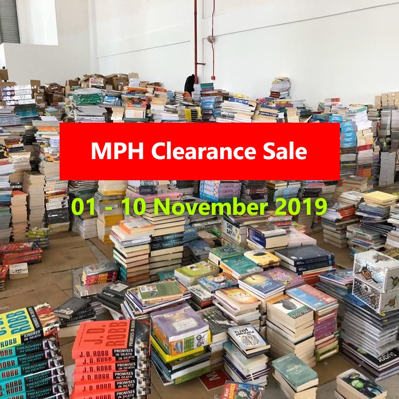MPH Warehouse Sale - Value Buy Deals Up To 90% OFF