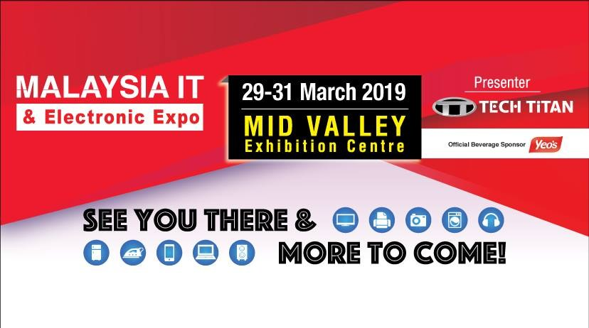 Malaysia IT & Electronic Expo - MITE 2019