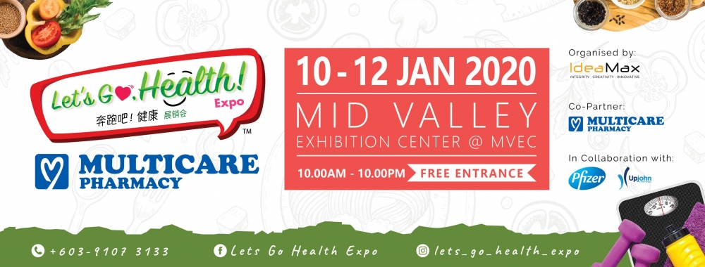 Lets Go Health Expo 2019