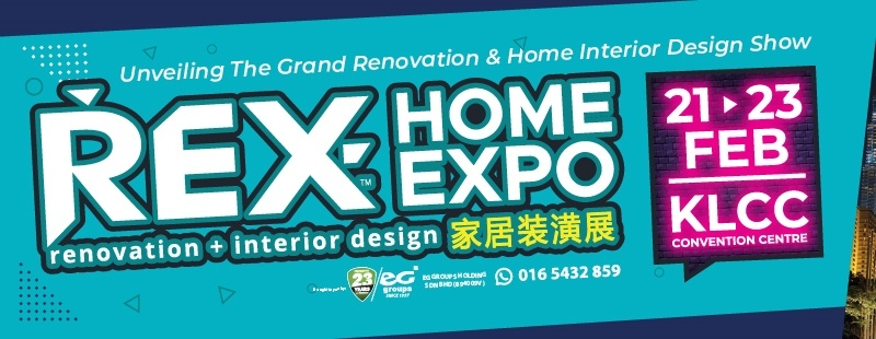 REX Home Renovation + Interior Design Exhibition 2020