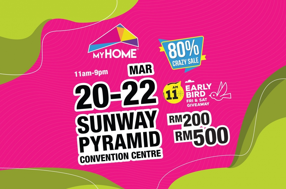 Cancelled !!! MyHome Exhibition 2020