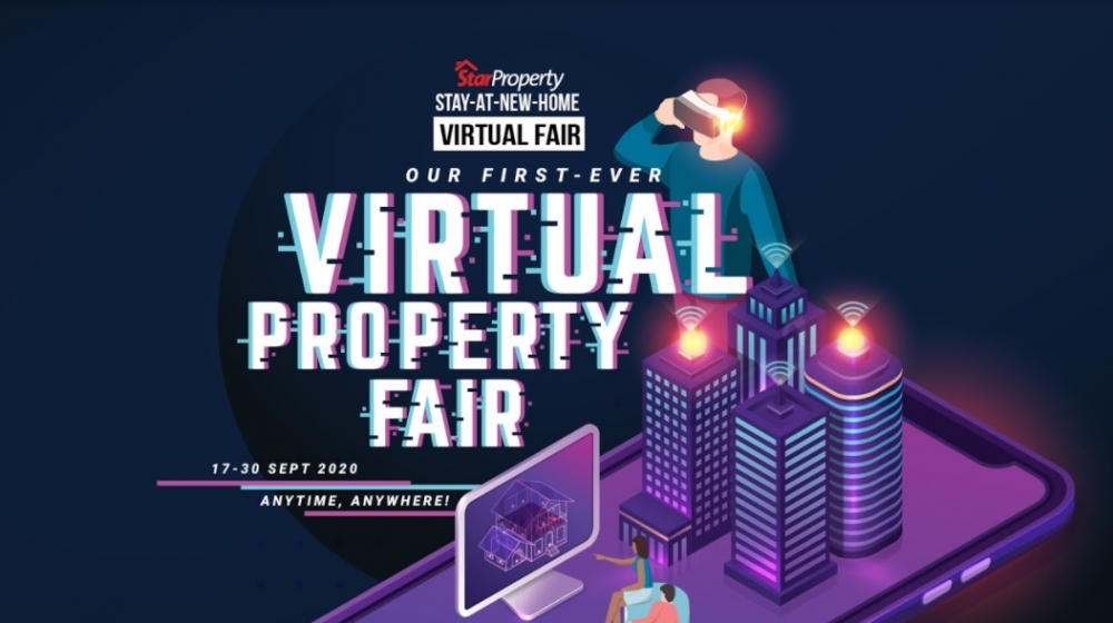 StarProperty Stay-At-New-Home Virtual Fair 2020