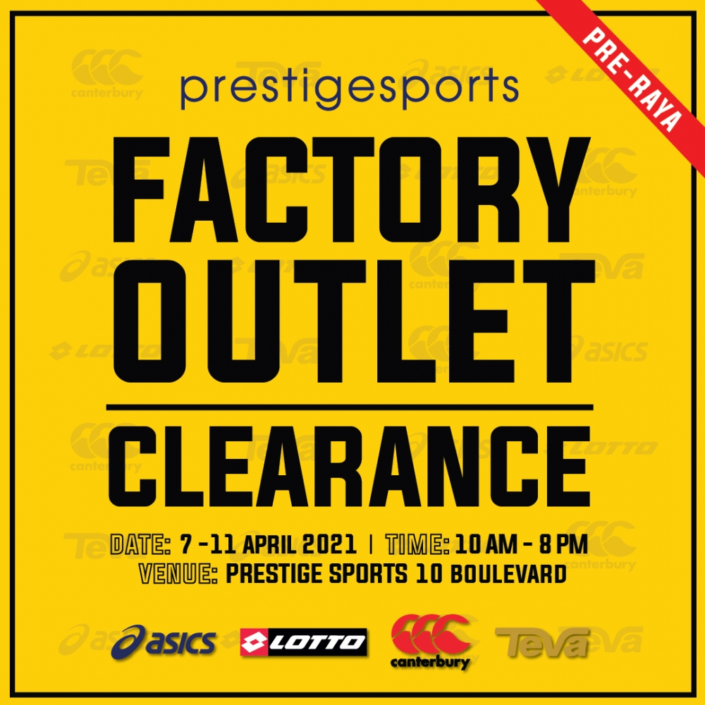 Factory Outlet Clearance