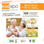AGEXPO 2021 – ASEAN Senior Care and Wellness Expo Malaysia