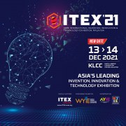 ITEX 2021 – 32nd International Invention, Innovation & Technology Exhibition, Malaysia